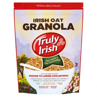 Irish Oat Granola